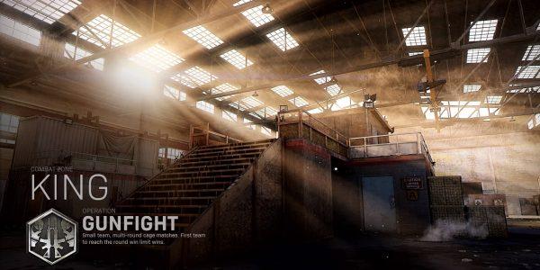 Call of Duty Modern Warfare Gunfight Gameplay Trailer