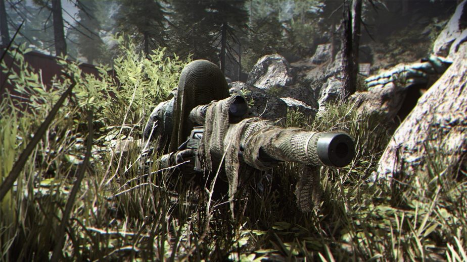 Call of Duty Modern Warfare Guns More Realistic Scopes