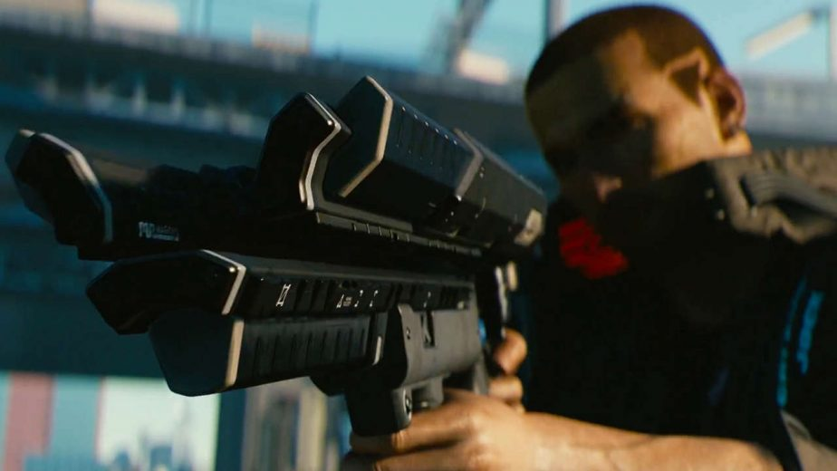 Cyberpunk 2077 Hardcore Difficulty and Other Options