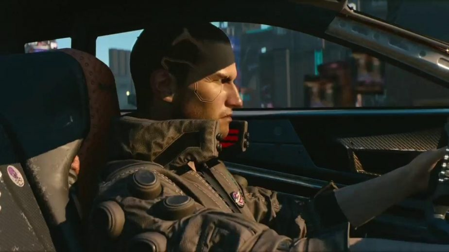 Cyberpunk 2077 Street Racing Confirmed 2
