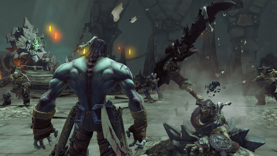 Darksiders II: Deathinitive Edition could be coming to PS Plus subscribers in August 2019.