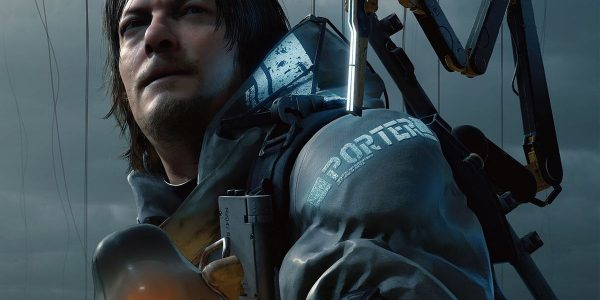 We have now seen the Death Stranding PS4 box art.