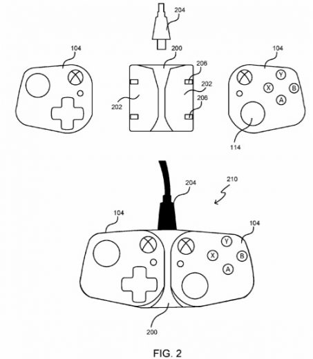 Detachable controllers could be in our future.