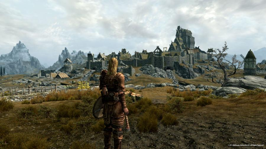 Open world game performance should improve greatly with future generation consoles.