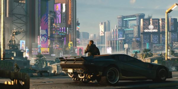 Players Can Venture Outside of the Cyberpunk 2077 Night City Setting 2