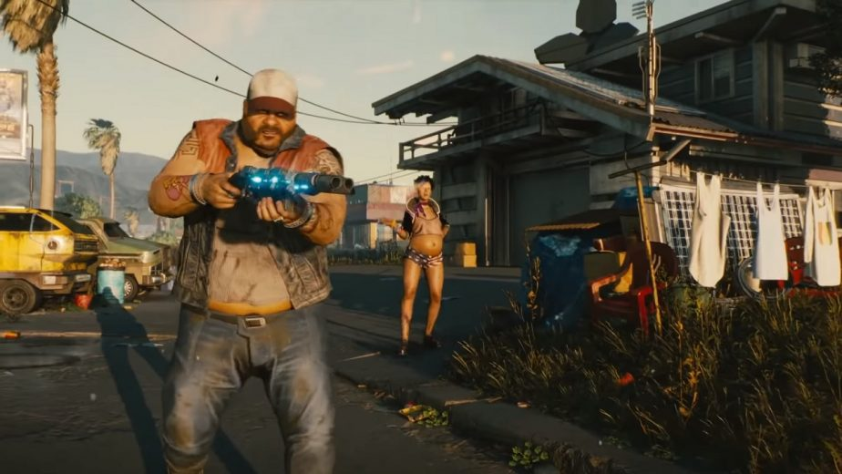 Players Can Venture Outside of the Cyberpunk 2077 Night City Setting