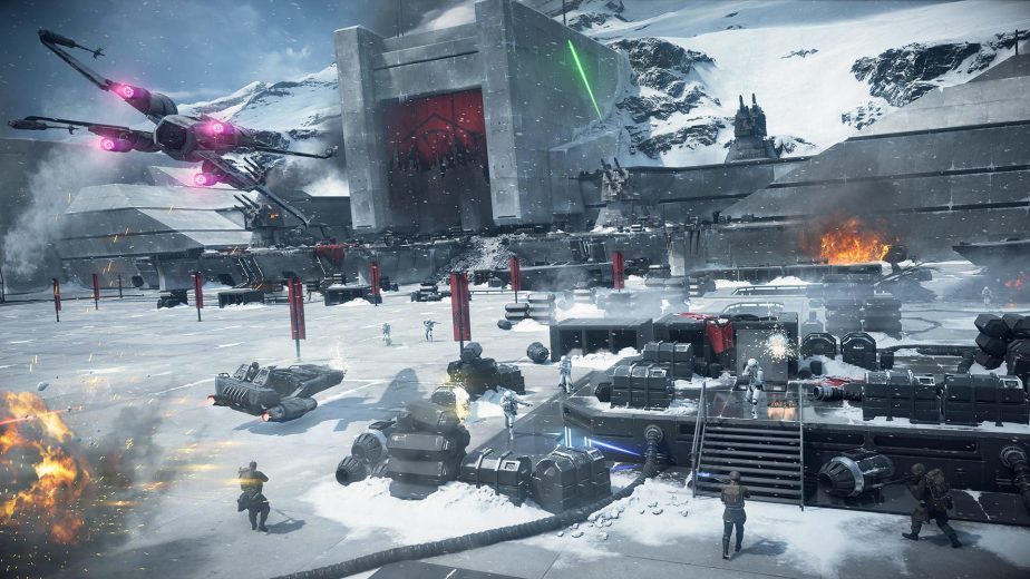 Could Star Wars Battlefront II be one of the August 2019 free games through PS Plus?