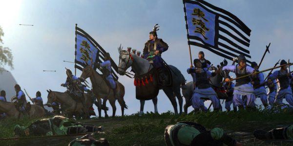 Total War Three Kingdoms DLC Eight Princes Trailer 3