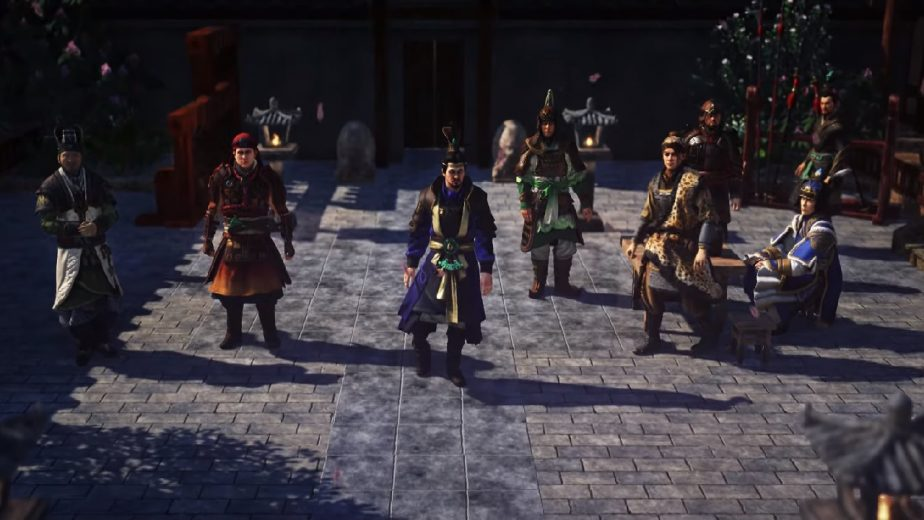 Who Are the Eight Princes in the First Total War: Three Kingdoms DLC?