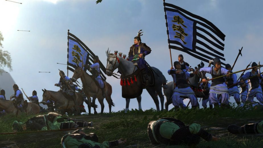 Eight Princes Will Add New Total War: Three Kingdoms Campaign Content
