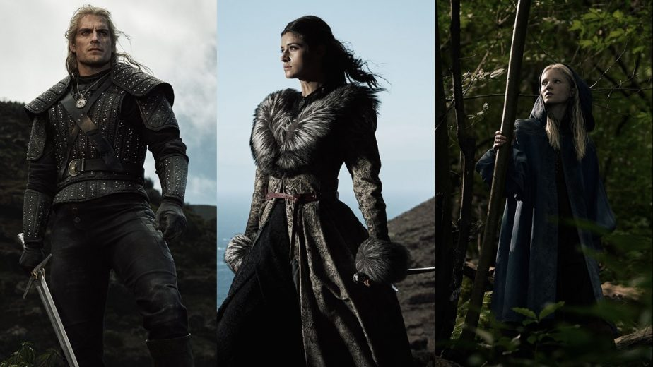 The Witcher Serie Yennefer