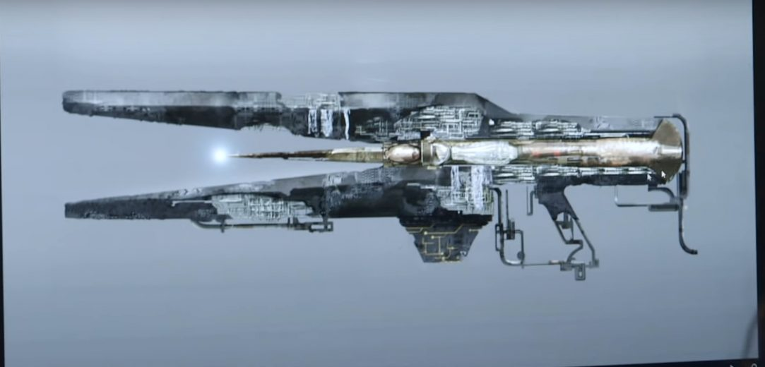Destiny 2 Heavy Bow