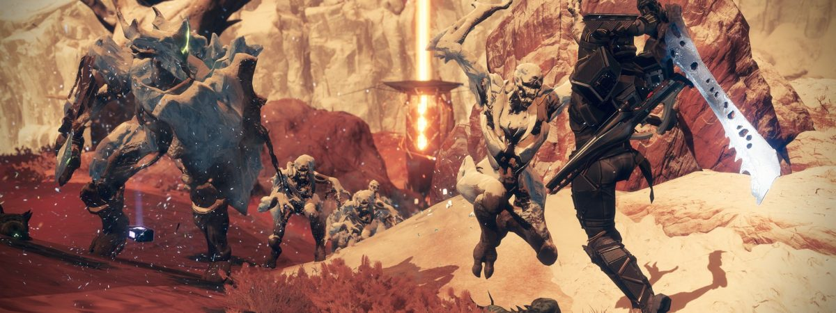 Destiny 2 Heavy Exotic Catalysts