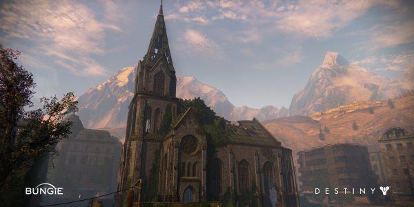 Destiny 2 Competitive Crucible Maps