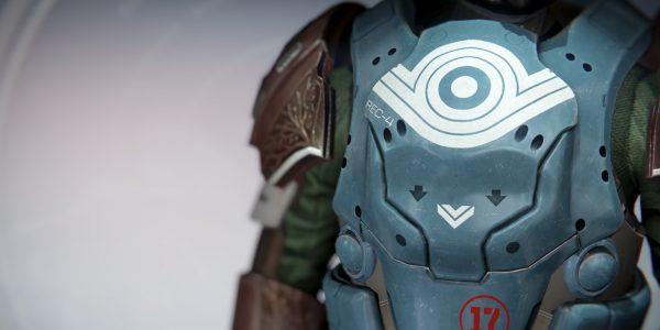 Destiny 2 Titan Exotic Armor