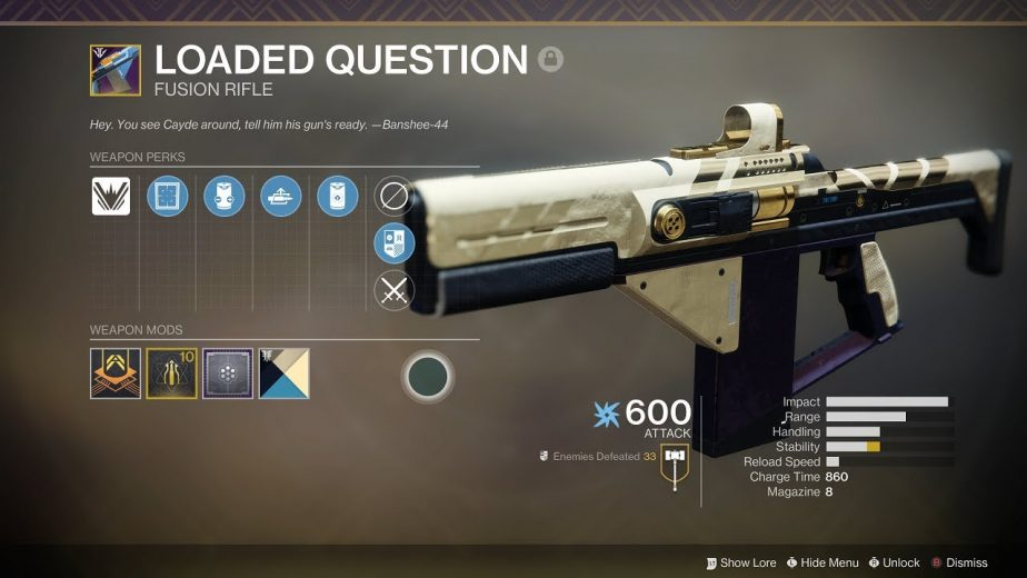 Destiny 2: Vanguard Pinnacle Weapons – How to Acquire Them