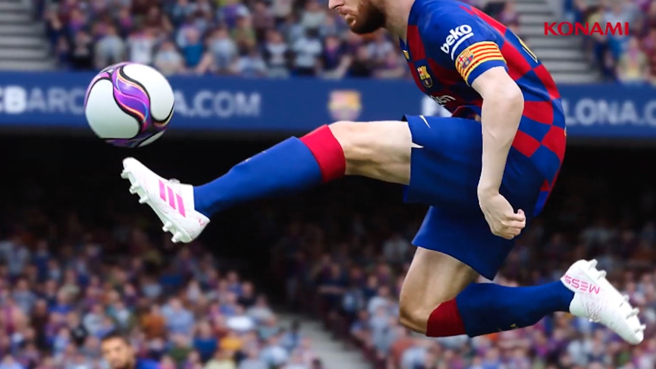 eFootball PES 2020 Demo: How to Download & Install on PS4