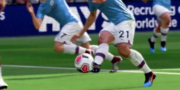 fifa 20 ball physics brings improved gameplay aspects