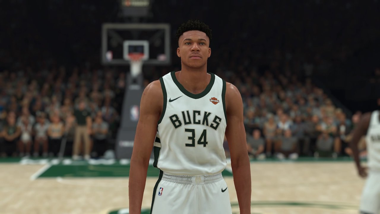 hot sale online 39af2 cefce Giannis Antetokounmpo Returns With New NBA 2K19 Throwback ...