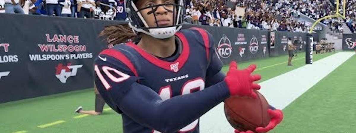 madden 20 players 99 club get special nike gifts except deandre hopkins