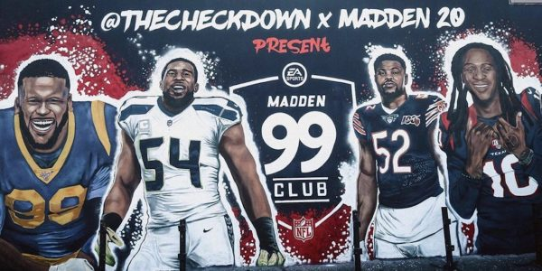 madden 20 players 99 club mural images video