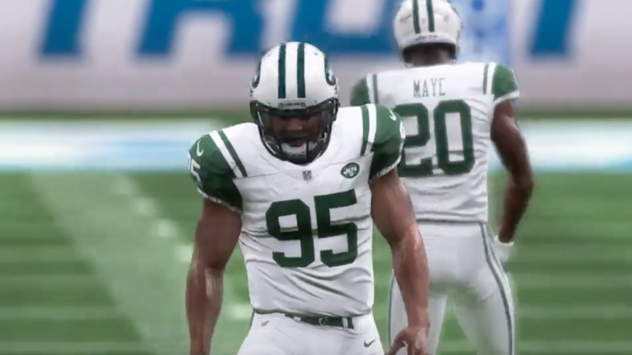 Madden 19 Rookie Premiere Details How To Earn A Special Mut 20 Rookie Item For the second film he is notable for having played harry potter operating under the guise of goyle's appearance. madden 19 rookie premiere details how