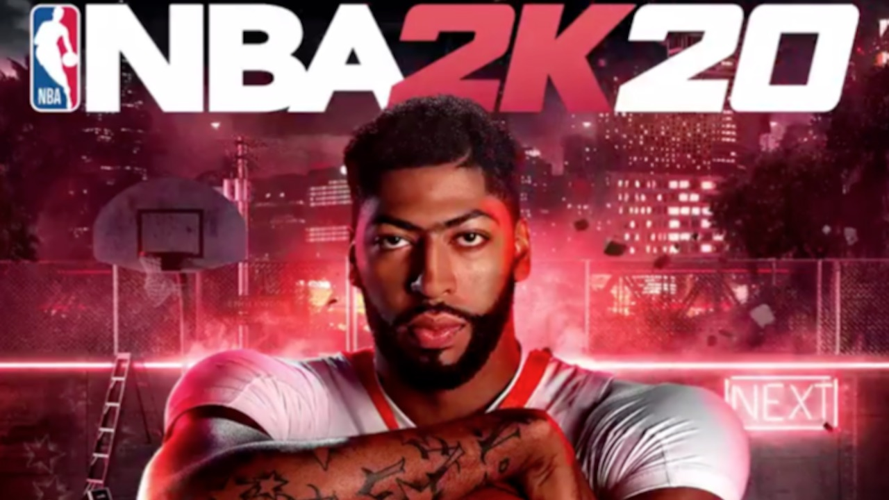 Nba 2k20 Cover Change For Lakers Anthony Davis Google