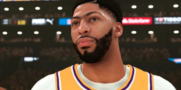 NBA 2K20 Player Ratings: Lakers' Anthony Davis to Help With
