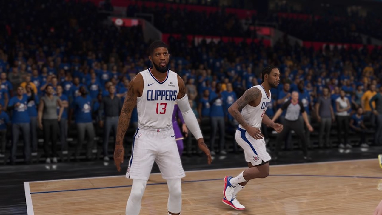 Nba Live 19 Roster Editing How To Move Kawhi Leonard Paul George