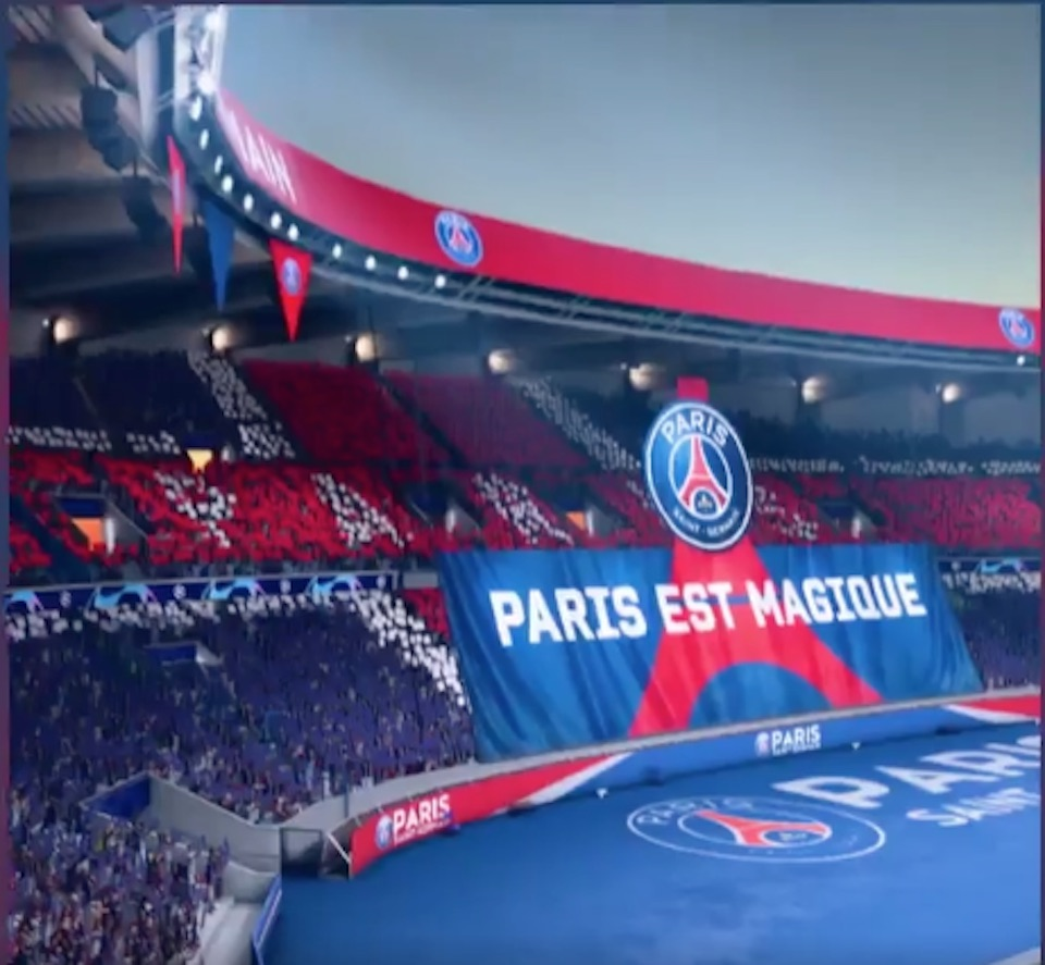 Ander Page Videos fifa 20 game preview teased in psg's ander herrera welcome video