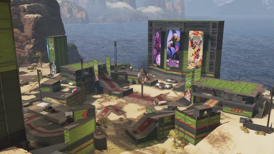 The Apex Legends Octane Town Takeover and New Twitch Prime Skin
