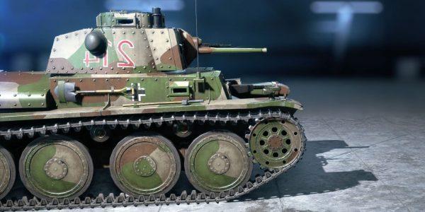Battlefield 5 Panzer 38t Skin Weekly Challenge