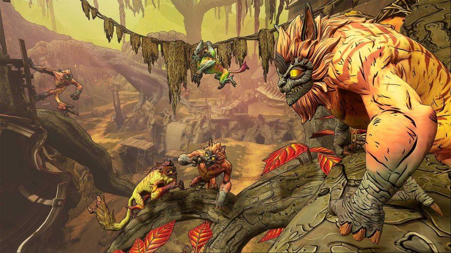 Borderlands 3 Planets Eden-6 Revealed