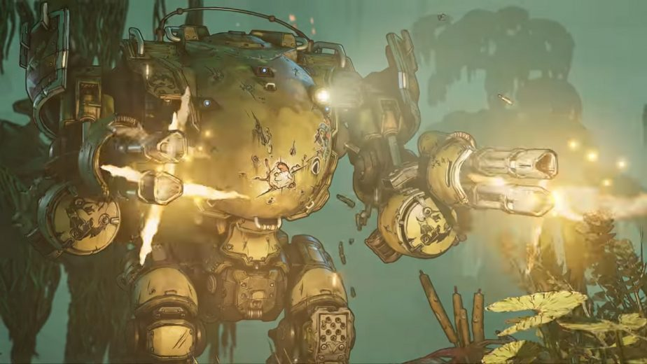 Borderlands 3 Vault Hunters: Moze's Skill Trees and Action