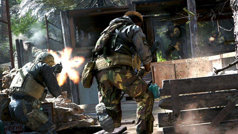 Battle Royale Isn't a Key Priority for Call of Duty: Modern Warfare