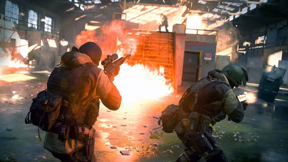 Call of Duty Modern Warfare Beta Details 1