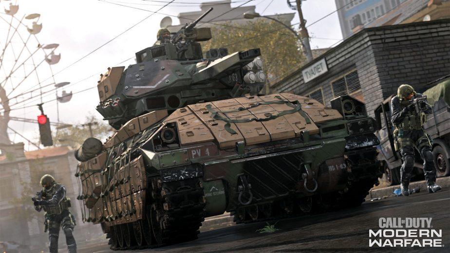 Call of Duty Modern Warfare Multiplayer Beta 2