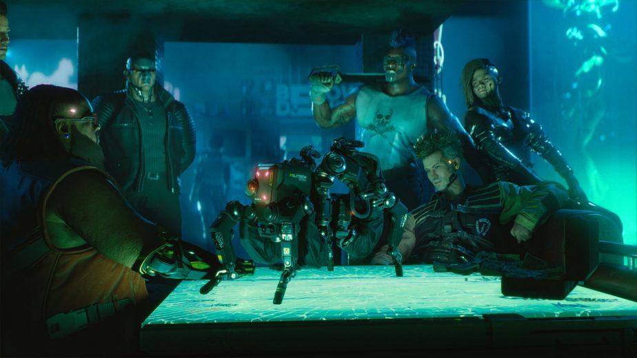 Cyberpunk Creator Mike Pondsmith Has a Cameo Role in Cyberpunk 2077