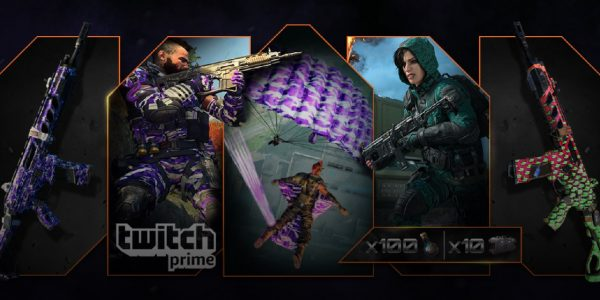 Final Call of Duty Black Ops 4 Twitch Prime Drop