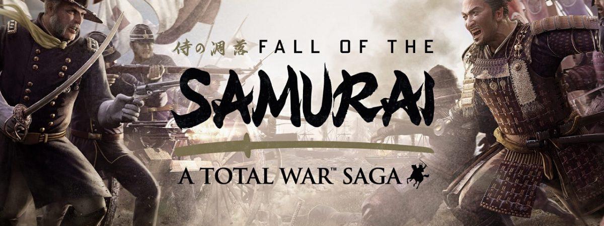 Total War Saga Fall of the Samurai Announced