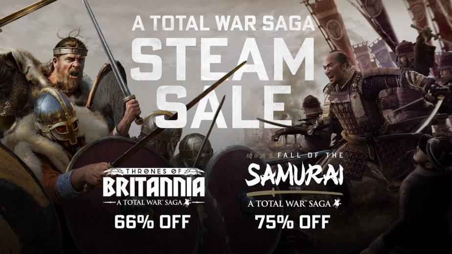 Total War Saga Fall of the Samurai Announced 2