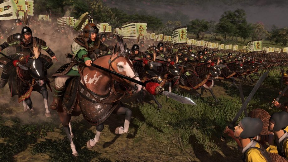 Total War: Three Kingdoms Eight Princes DLC is Now Available