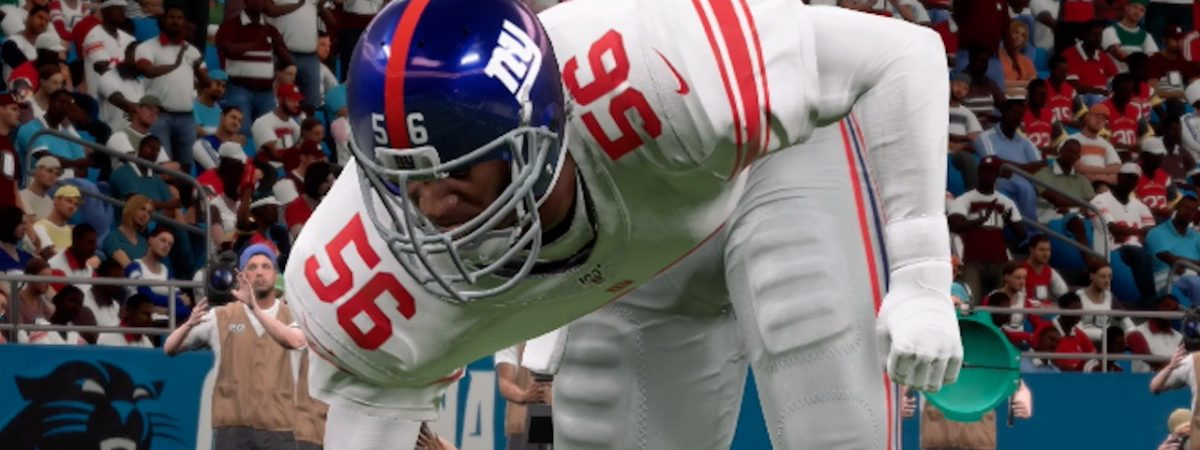madden 20 legends lawrence taylor bruce matthews in ultimate team