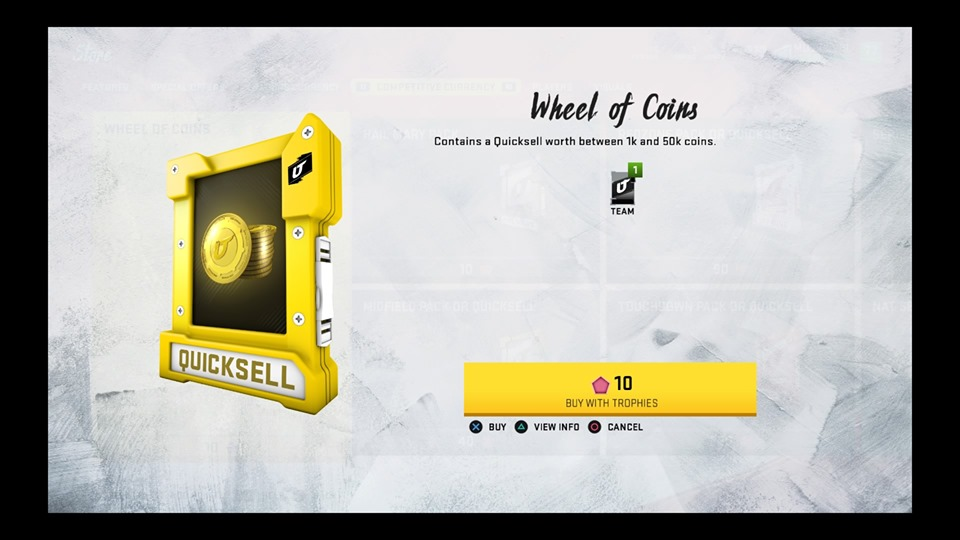 madden 20 wheel of coins