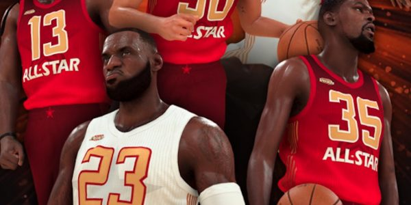 nba 2k20 legendary teams revealed with all-decade starting lineups