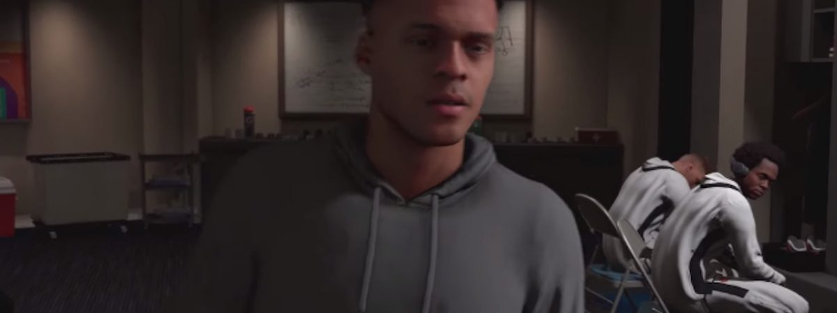 nba 2k20 mycareer behind the scenes with maverick carter and others