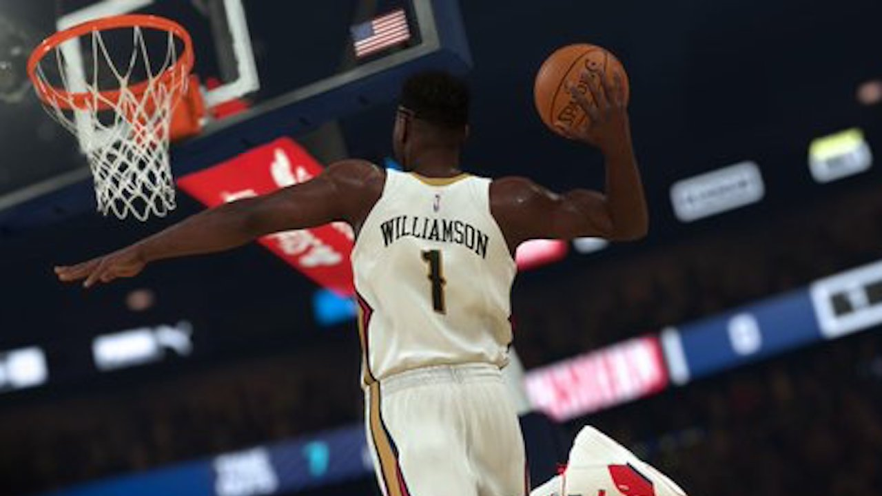 NBA 2K20 Player Ratings Revealed for Top 5 Dunkers Including Zion Williamson, Donovan Mitchell