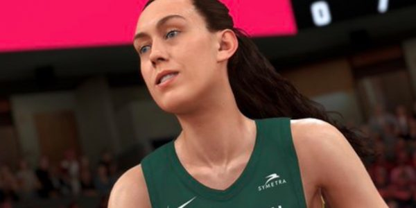 NBA 2K20 Player Ratings: WNBA's Breanna Stewart Reacts to