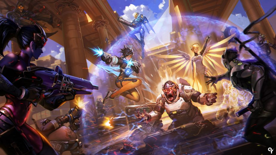 Overwatch Players Have Spent $1 Billion In-Game So Far