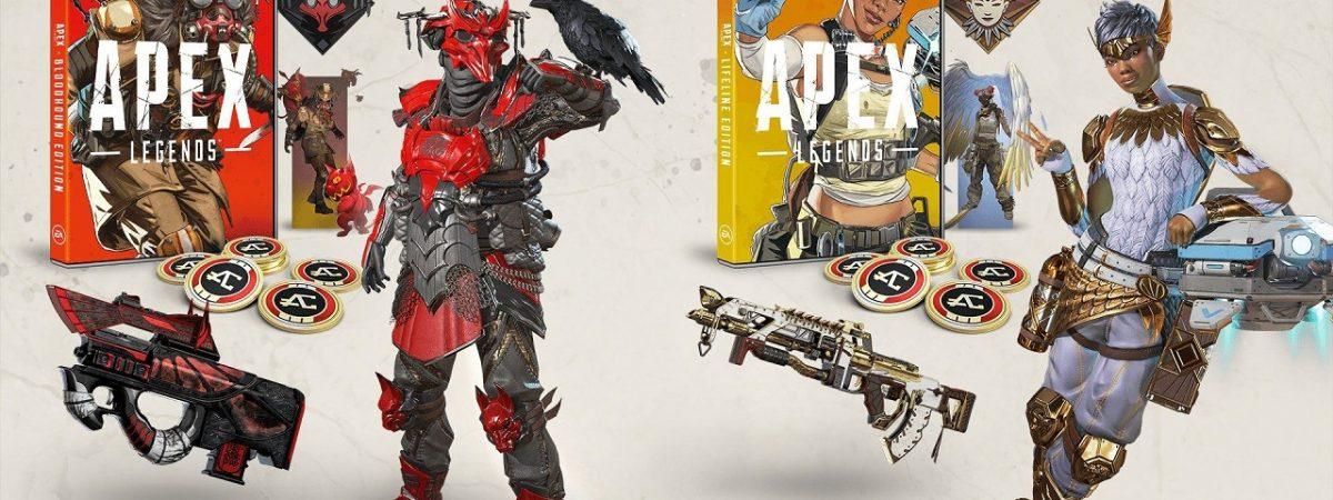 Apex Legends Bloodhound Edition Lifeline Edition